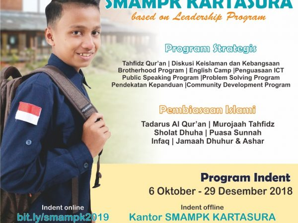 PROGRAM INDENT SMA MPK KARTASURA