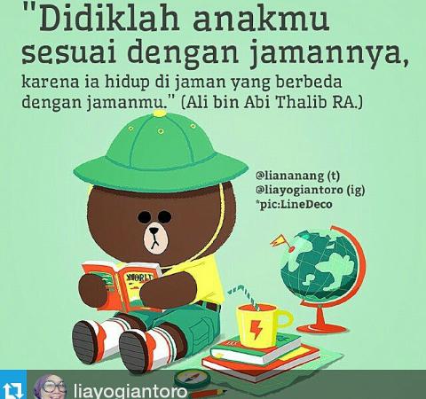 Dinamika Pendidikan Anak
